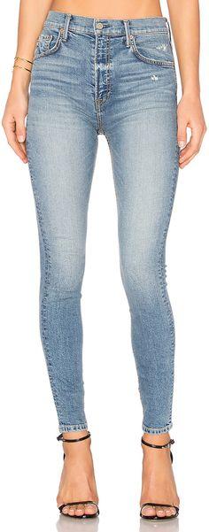GRLFRND Kendall Super Stretch High-Rise Skinny Jean