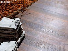 Timber Floors | Nero Oak | Brushed White Oil | mafi