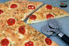 bezlepkový italský chléb