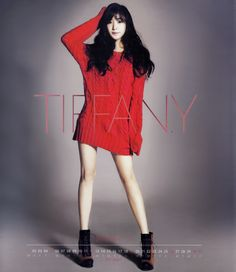 SNSD Tiffany / Calendar 2014