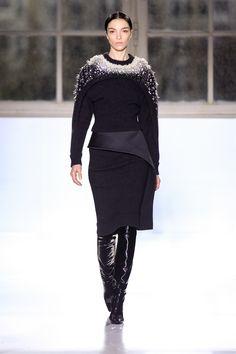Pixelformula  Womenswear  Winter 2014 - 2015 Ready To Wear  Paris Balenciaga