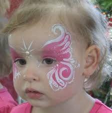 Resultado de imagen para carita pintada de pink princesse