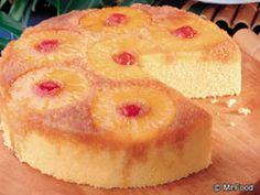 Pineapple Upside Down Cake, one of my faves!