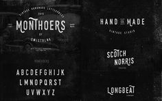 25 Beautiful and Free Hand-Drawn Fonts - Speckyboy Design Magazine