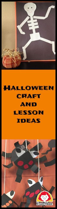 Halloween lesson and craft ideas for your clasroom. Free science, reading, and writing lessons with a fall theme. Create your own bat unit or skeleton project with these free giveaways.