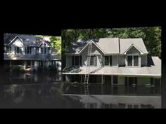 Roof cost can be a very expensive and very important factor to consider. Residents of Pennsylvania and Maryland have roofs that often suffer through rough wi. Roof Cleaning, Pressure Washing, Pennsylvania, Cabin, Mansions, House Styles, Maryland, Home Decor, Decoration Home