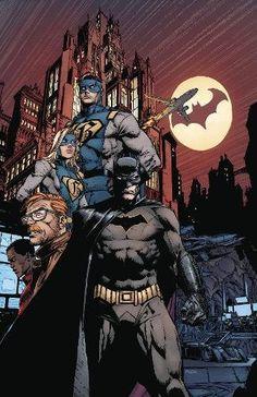 probably? Batman: The Rebirth Deluxe Edition Book 1 (Rebirth) by To... https://www.amazon.com/dp/1401271324/ref=cm_sw_r_pi_dp_x_4VSpzb80KP291