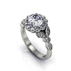 Hey, I found this really awesome Etsy listing at https://www.etsy.com/listing/169345015/vintage-engagement-rings-style-50wdm