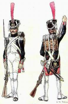 "Fusiliers-Grenadiers (""moyenne garde"")"