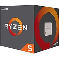 Amazon.com: AMD Ryzen 5 1400 Processor with Wraith Stealth Cooler (YD1400BBAEBOX): Computers & Accessories