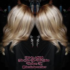 #blonde #bombshell #fun #love #beautiful #highlights #hairblonde #hairstyles  #salon