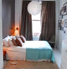 New Ideas Small Bedroom Design Decorating