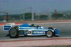 Jacques Laffite, Ligier JS5 1976