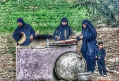 اهوار العراق