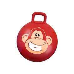 MegaFun USA Mango the Monkey Jungle Hop Bouncer, Multicolor