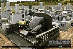 Wow. What a unique memorial.