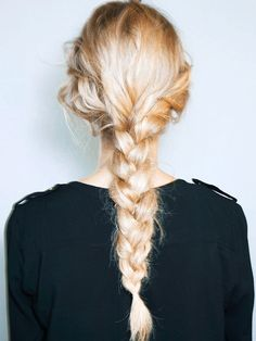 Indulgence Alert: 21 Pictures of Plaits for the Braid Obsessive via @ByrdieBeautyUK