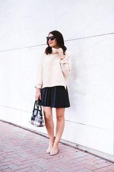 Leather Skirt Three Ways