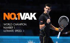 No.1vak - Novak Djokovic