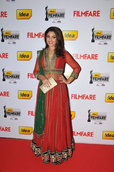 Richa Gangopadhyay at 60th Idea Film Fare Awards