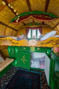 Calon Gypsy Wagons - one wagon in Carmarthenshire, Wales, United Kingdom
