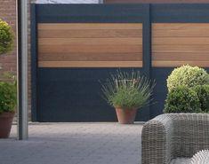 Backyard Garden Design, Backyard Patio, Diy Outdoor Fireplace, Residential Building Design, Privacy Fence Designs, Outdoor Rooms, Outdoor Decor, Garden Deco, Creation Deco