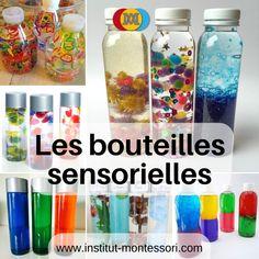 Diy For Kids, Crafts For Kids, Diy Crafts, Infant Activities, Activities For Kids, Ikea Montessori, Diy Accessories, Bottle, Albert Einstein