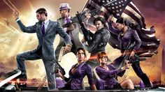 Saints row iv 2013 (1920x1080, row)  via www.allwallpaper.in