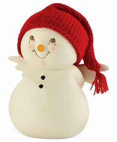 Department 56 Snowpinions Naughty Not Nice Snowman Collectible Figurine - Christmas Decorations - Holiday Lane - Macy's