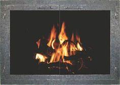 Stoll Fireplace Glass Doors Glass Fireplace Doors By Stoll Fireplace Inc, Stoll Fireplace Inc Custom Glass Fireplace Doors Heating, Stoll Fireplace Inc Custom Glass Fireplace Doors Heating, Fireplace Glass Doors, Brick Fireplace, Fireplace Design, Fireplace Ideas, Fireplace Mantles, Classic Fireplace, Custom Fireplace, Zero Clearance Fireplace, Black Metal Shelf