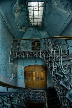 Bytom Second Law Of Thermodynamics, Yet To Come, Stairs, Architecture, Universe, Industrial, Inspiration, Website, Comics