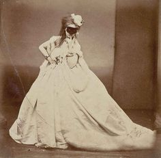 Upon moving to Paris in 1855, she achieved notoriety...