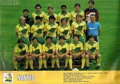 pic new posts: Wallpaper Fc Nantes Fc Nantes, France Team, Image Foot, Vintage Football, Football Kits, Forever, Club, Michel, Fc Barcelona