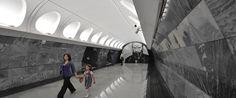 Estación de metro de Moscú dedicada a Fedor Dostoievski
