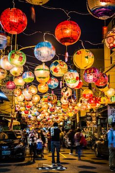 Lantern Night in Taiwan (TravelPlans: Visit countries that may not exist in 10-20 years. ex. Taiwan [China], Palestine [Israel], Haiti [DR or US Territory?] & Kiribati, +more)