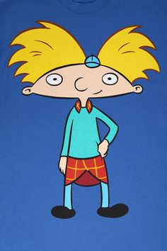 Hey Arnold! Tee - Urban Outfitters
