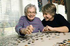Jogos lúdicos e Atividades para seniores dependentes