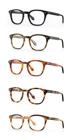 Exclusive: Mark McNairy New Amsterdam Launches Eyewear with Garrett Leight