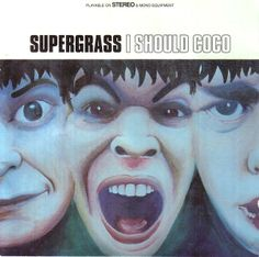 This is the third single off Supergrass' debut Album I Should Coco. However, it was a vinyl-only US release on Sub Pop Records. Music Stuff, My Music, Music Pics, Music Artwork, Music Pictures, Wall Pictures, Music Photo, Live Music, Woody