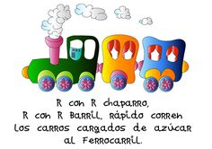 trabalenguas infantil 2 Tongue Twisters, Dual Language, Spanish Class, Early Education, Ads, How To Plan, Logos, School, Creative