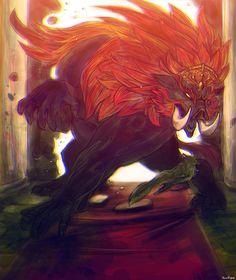 The Darkest Beast of Them All