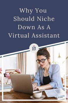 Find out why niching down your virtual assistant services can help you better attract ideal clients for your virtual assistant business and make you more money.