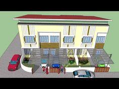 Ini adalah salah satu contoh disain town house yang pernah kami kerjakan dari ratusan disain yang sudah kami disain sebelumnya, Anda dapat m... Townhouse, Outdoor Decor, Home Decor, Decoration Home, Terraced House, Room Decor, Home Interior Design, Home Decoration, Interior Design
