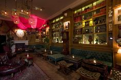 London's Best Bars - Best Nightclubs in London - Elle