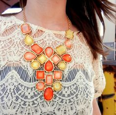 so very much in love with this necklace <3 <3