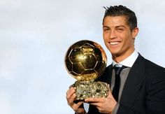 Current holder Cristiano Ronaldo will find out who he is up against later this month as he hopes to win the award, now run by Fifa, for the third time in his career Cristiano Ronaldo, Lionel Messi ...