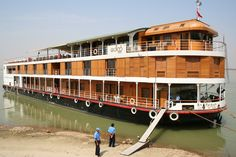 Myanmar, RV Paukan was built in 2007 at the Myanmar Shipyards in Yangon for Ayravata Cruises. Cruise with the Paukan along the fantastic river Irrawady, the main river of the country.