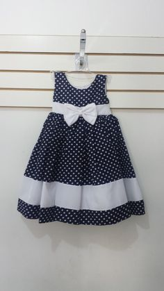 vestidos para niñas y adolescentes Baby Girl Dress Patterns, Dresses Kids Girl, Little Girl Dresses, Cute Dresses, Kids Outfits, 50s Dresses, Elegant Dresses, Dress Anak, Robes Vintage