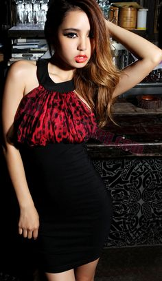 Nightclub sexy Slim package hip dress Nightclub, Slim, Dresses, Fashion, Vestidos, Moda, Fashion Styles, Dress, Fashion Illustrations