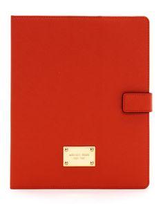 MICHAEL Michael Kors  iPad Saffiano Stand.